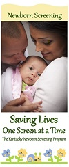 KY newborn screening brochure